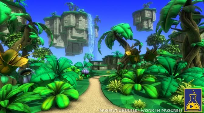 Project Ukulele – 3D Platformer from Banjo-Kazooie Creators, Kickstarter Launches This May