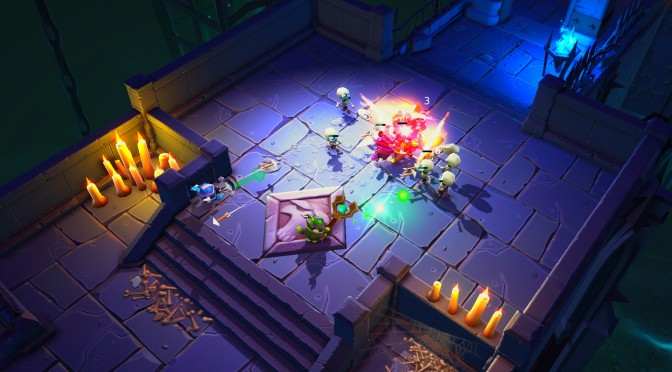 Super Dungeon Bros & Siegecraft Commander Are Coming To PC With Cross-Platform Support
