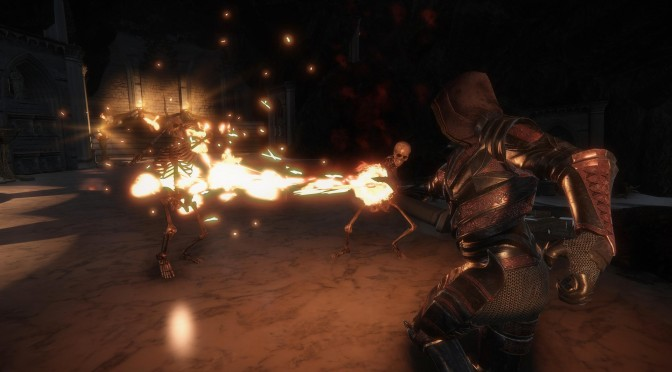 "The Memory of Eldurim – ""Skyrim meets Dark Souls"" Open-world RPG Powered by CRYENGINE"