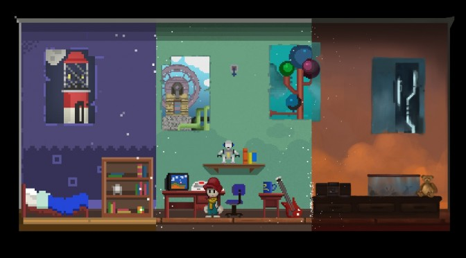 A Pixel Story Hits Steam on March 30th