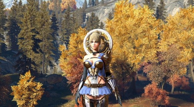 Skyforge – Obsidian's F2P Fantasy MMORPG – New Screenshots & Cinematic Trailer