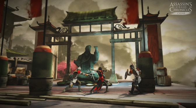 Assassin's Creed Chronicles: China Releases Tomorrow, Gets Launch Trailer