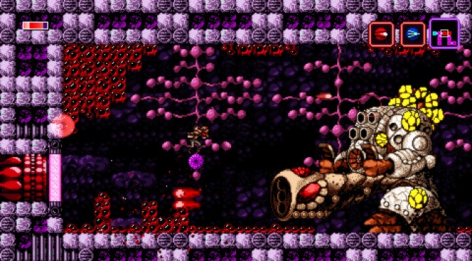 Axiom Verge is available for free on Epic's store until February 21st
