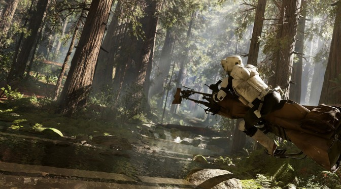 Star Wars: Battlefront – Reveal Trailer, Releases on November 17th