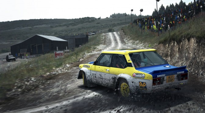 DiRT Rally is free on Humble Bundle, Celeste and Inside free on Epic Games Store