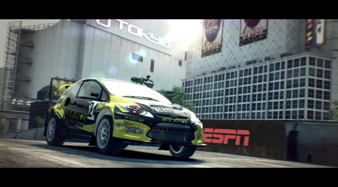 DiRT 3 Complete Edition is available for free at the Humble Store for a limited time