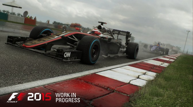 F1 2015 Will Receive A DirectX 12 Patch In The Future