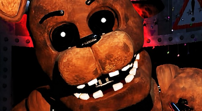 What If Five Nights at Freddy's 2 Was Recreated in the Doom Engine