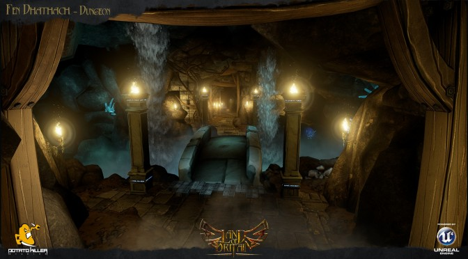 Land Of Britain – First Unreal Engine 4 Video Footage Revealed
