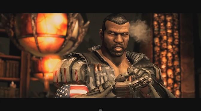 Mortal Kombat X – New Trailer Focuses on the Briggs Family
