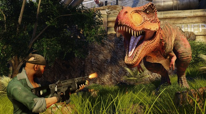 Primal Carnage: Extinction – Steam Editor Available to All Owners