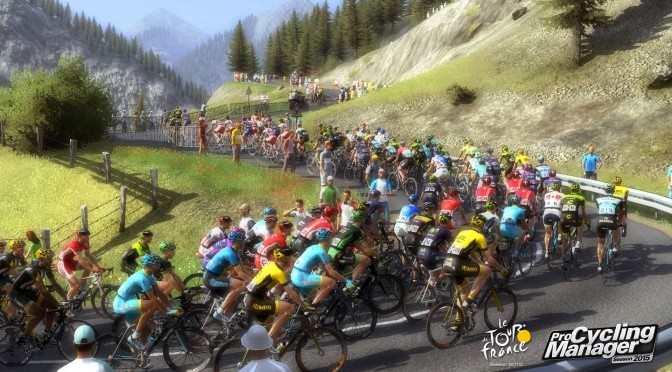 Pro Cycling Manager – Tour de France 2015 Coming To The PC On June 18th