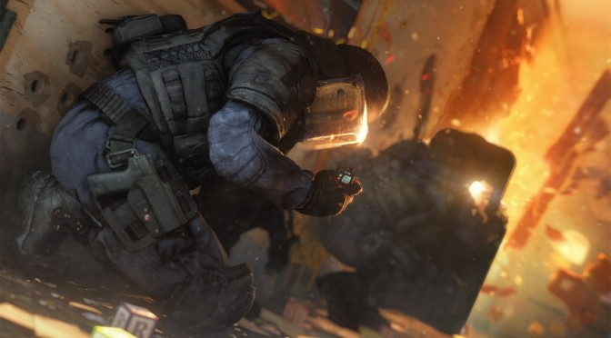 Rainbow Six: Siege to be supported with new content for another year