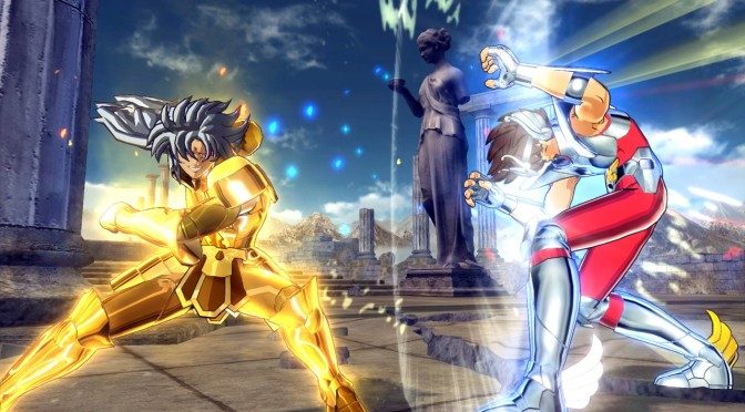 Saint Seiya: Soldiers' Soul Is Now Available On Steam