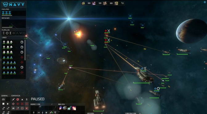 Sci-Fi RTS Shallow Space: Insurgency Gets IndieGoGo Campaign
