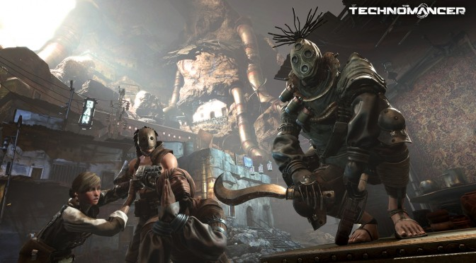 The Technomancer – New RPG From The Creators of Mars War Logs, First Screenshots Released