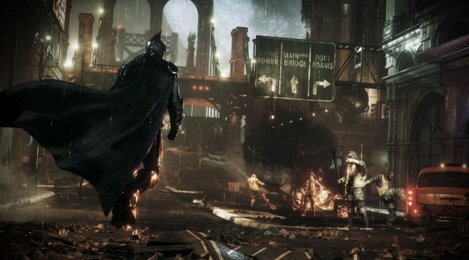 After more than four years, Batman: Arkham Knight still looks amazing – Reshade Ray Tracing Mod
