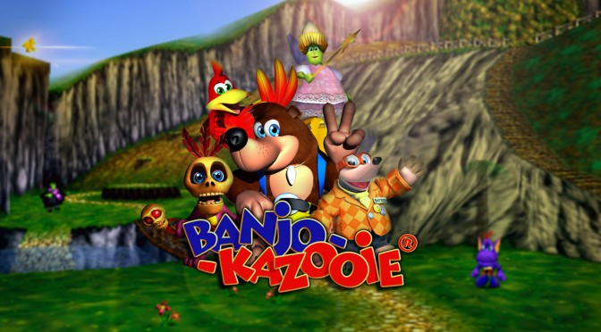 Banjo Kazooie meets The Legend of Zelda in this free fan game, available now for download