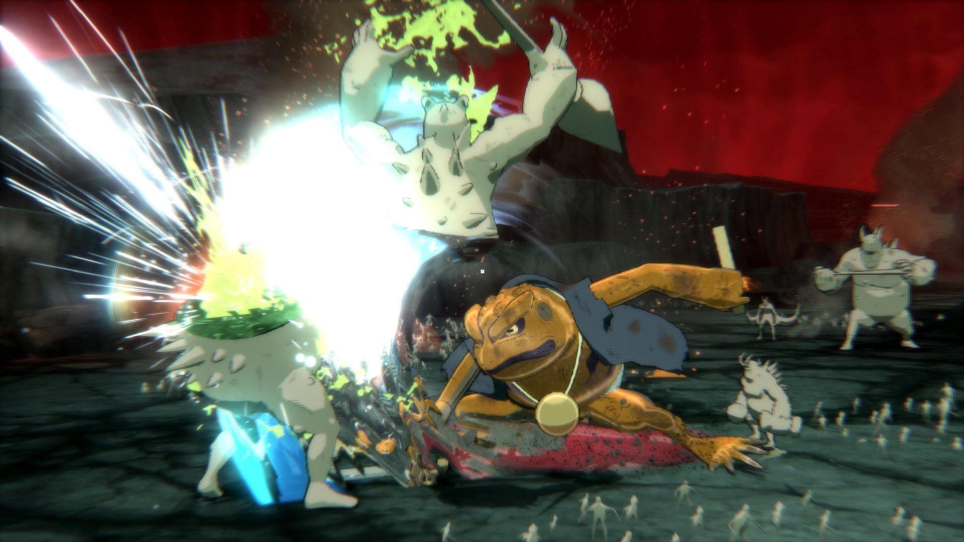 NARUTO SHIPPUDEN: Ultimate Ninja STORM 4 - New Screenshots