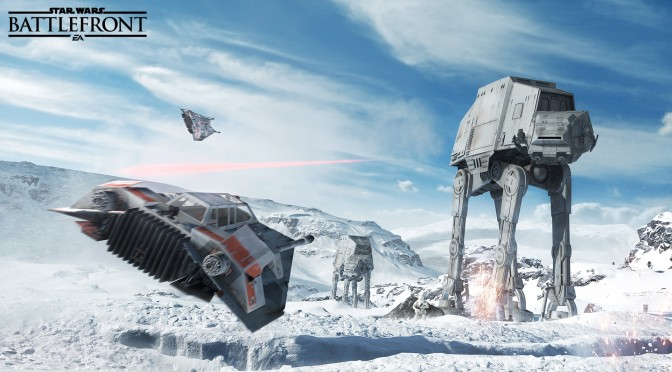 Star Wars Battlefront – Alpha Build Already Leaked On Torrent Sites