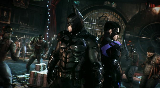 Batman: Arkham Knight – New PC Update Released