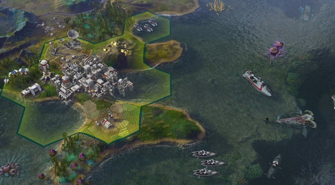 Civilization: Beyond Earth – Rising Tide – Official E3 2015 Gameplay Walkthrough