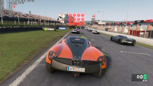Brands Hatch + Pagani Huayra + Clear - Hour 1700 Low