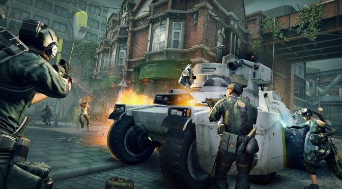 Dirty Bomb – Steam Open Beta Phase To Be Launched On June 2nd