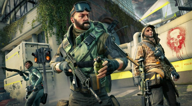 Splash Damage ends the development of its asymmetrical team-based game, Dirty Bomb