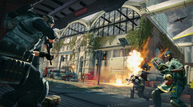 Dirty Bomb Enters Open Beta Phase