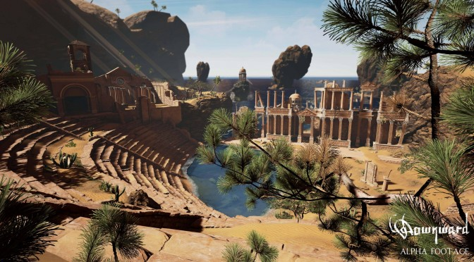 Downward – Unreal Engine 4-powered Open-World Parkour Game – Gets Teaser Trailer