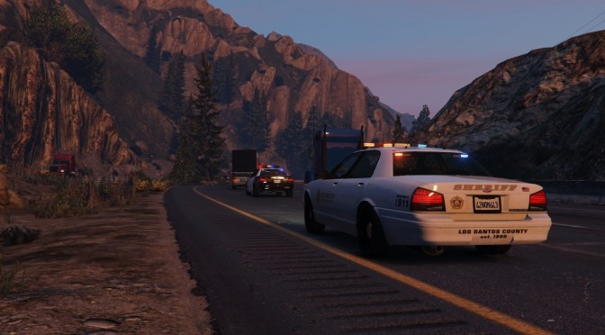 GTA V – Los Santos Police Department First Response Mod – First Public Release Incoming, New Trailer
