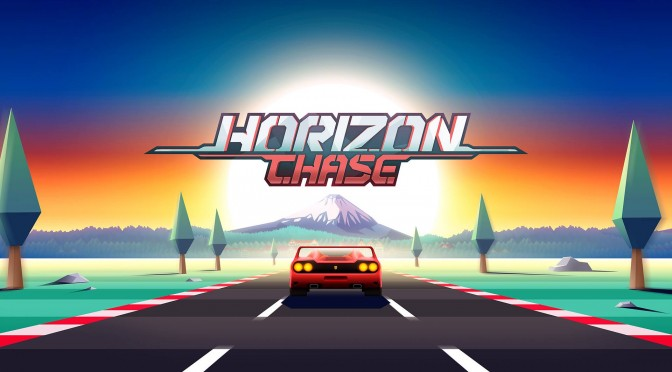 Horizon Chase Is Another Racer Inspired by the 80s, Gets Teaser Trailer
