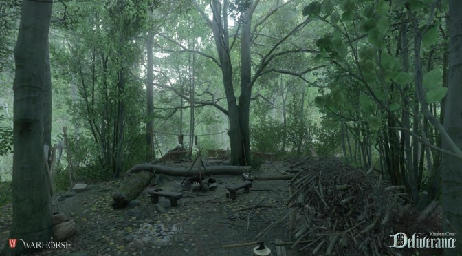 Kingdom Come: Deliverance – New Video Shows CRYENGINE's Global Illumination Technique In Full Effect
