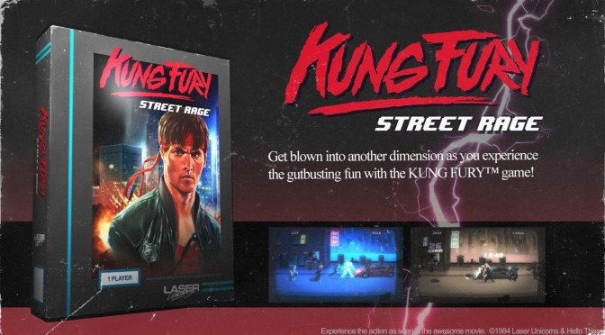 Kung Fury: Street Rage Is Now Available On Steam