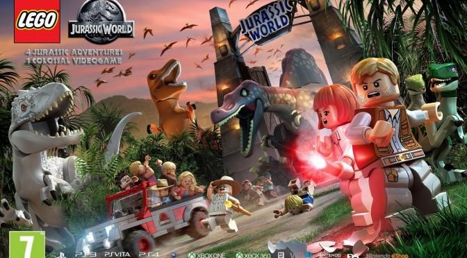 """LEGO Jurassic World – """"VIP Tour of Park"""" Trailer Released"""