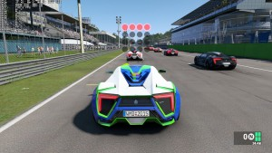 Monza + Lycan + Clear - Hour 1000 Low