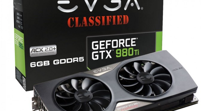 NVIDIA GeForce GTX980Ti Teased With New Images From EVGA & ASUS