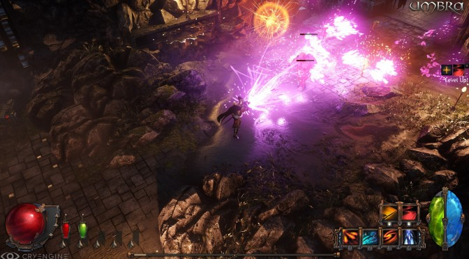 Umbra – CRYENGINE-powered Action RPG – New Commented Playthrough Video Shows New Environments