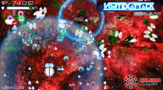 """Neo-Retro SHUMP """"Vortex Attack"""" Releases Tomorrow On Steam"""