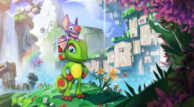 Yooka-Laylee and Void Bastards are free to own on Epic Games Store