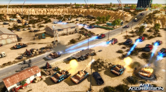 """Act of Aggression Gets """"Super Weapons"""" Trailer"""
