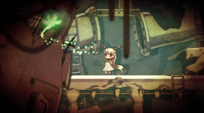 """PS Vita Exclusive """"htoL#NiQ: The Firefly Diary"""" May Come to the PC According to Steam's Database"""