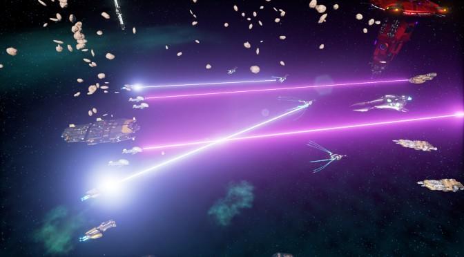 "Unreal Engine 4-powered 4X Space RTS ""Starfall Tactics"" Gets Kickstarter Campaign"
