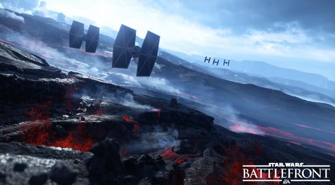 "Star Wars: Battlefront – Two New ""Sullust"" Screenshots Revealed"
