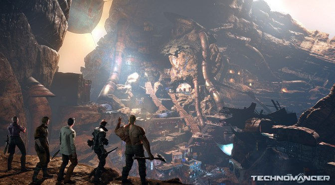 The Technomancer – E3 2015 Gameplay Trailer