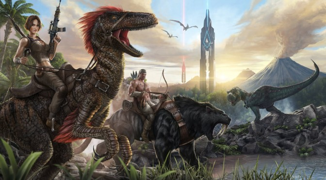 ARK: Survival Evolved PC Performance Analysis