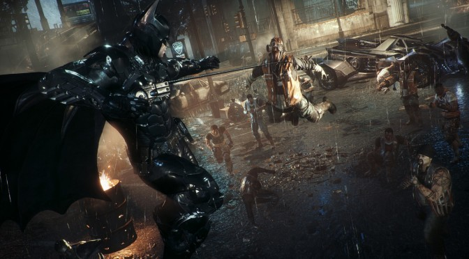 Warner Bros Cancels Mac & Linux Versions Of Batman: Arkham Knight