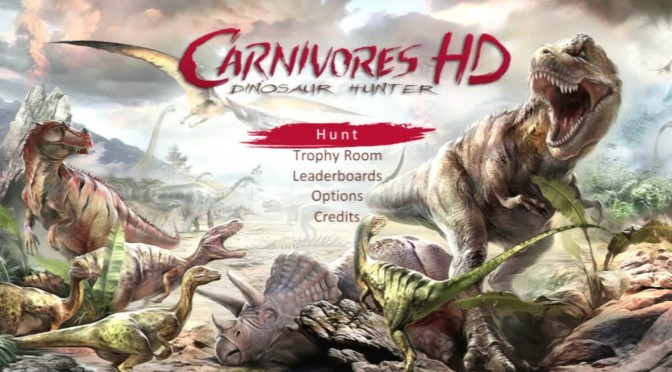Carnivores: Dinosaur Hunter Reborn – Now Available On Steam