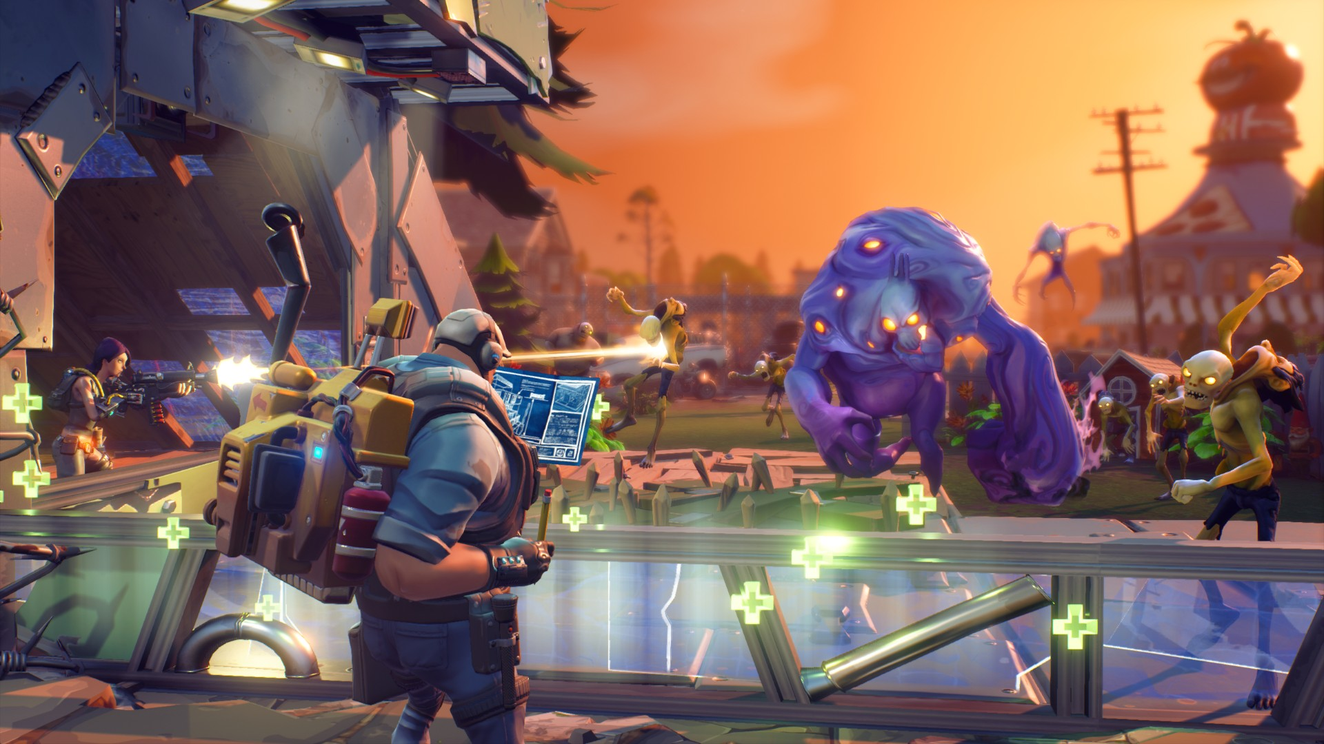Fortnite New Screenshots Gameplay Trailer Released Dsogaming